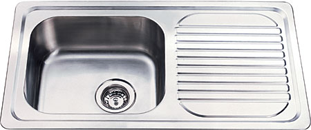 CETO 815S stainless steel kitchen sink