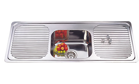 CETO 1180 stainless steel kitchen sink