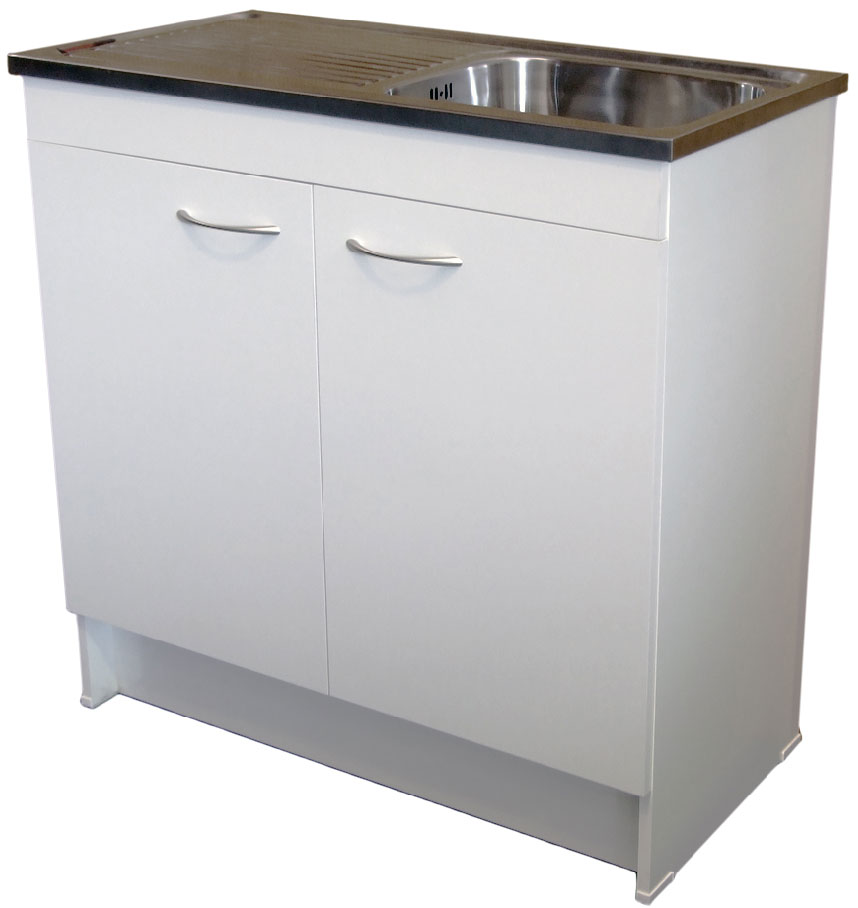 TOT900 Sink Bench and Cabinet